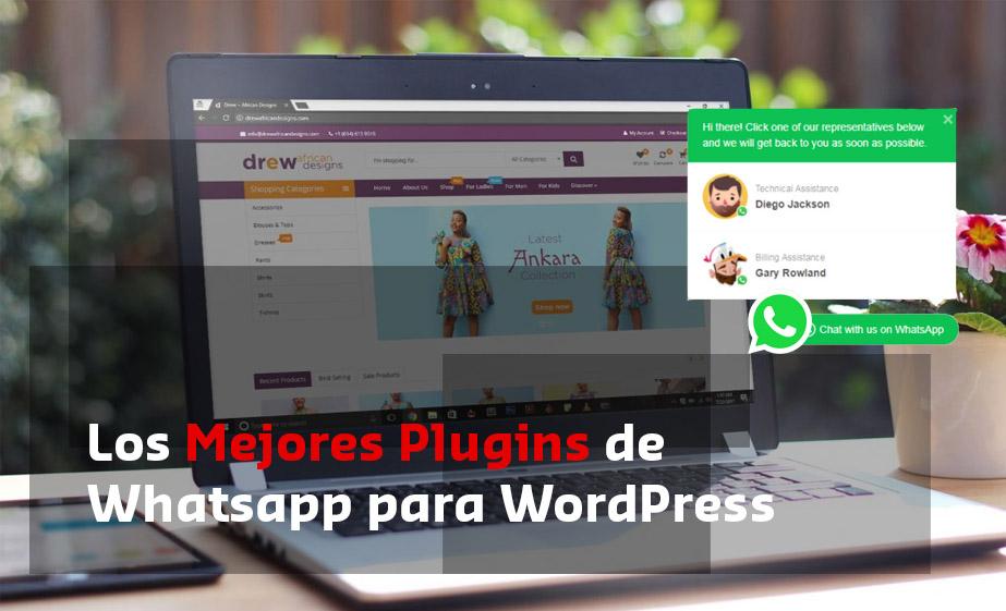 Los Mejores Plugins de Whatsapp para WordPress
